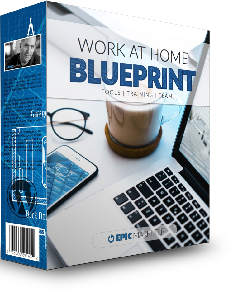 Work at home blueprint