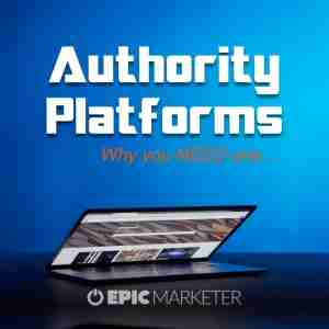 authority platforms