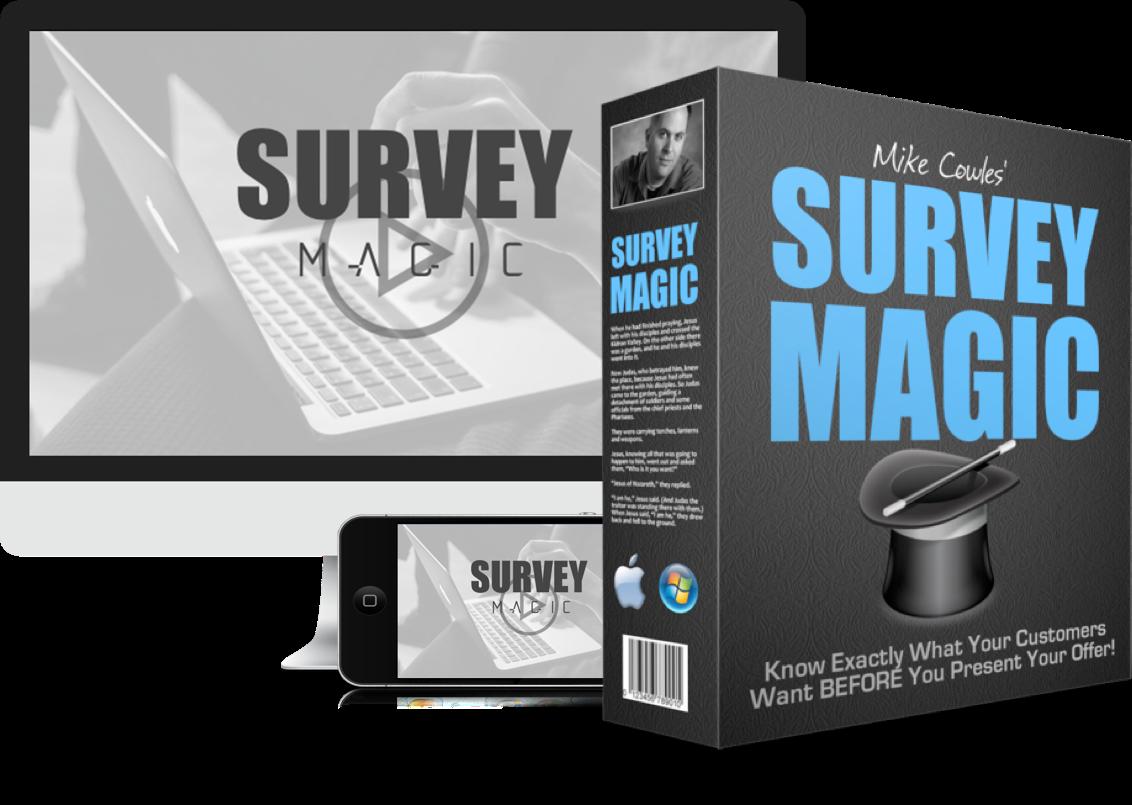 survey magic