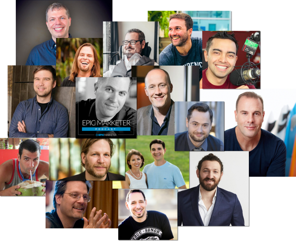 Epic Marketer Podcast