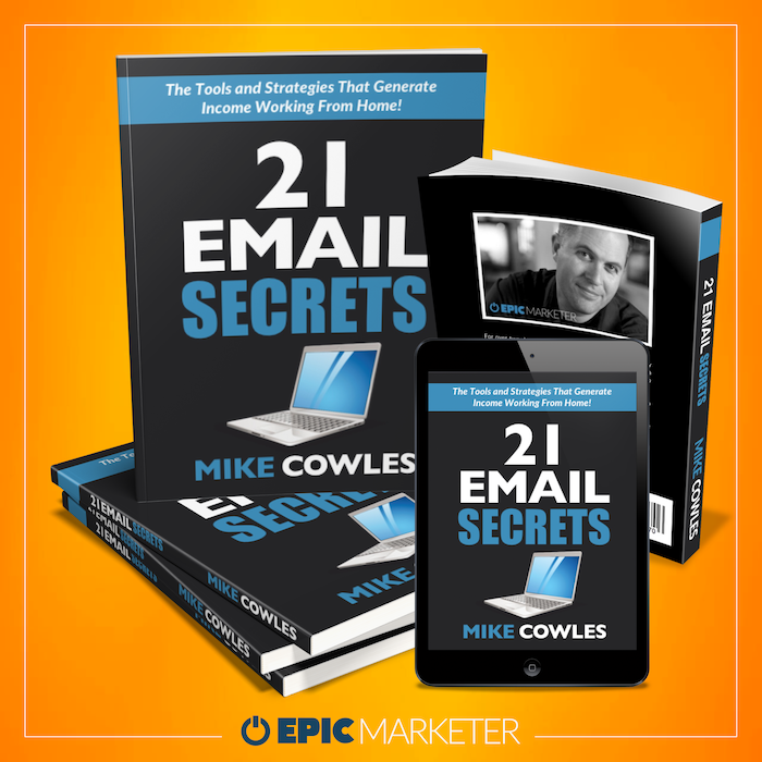21 Email Secrets Book