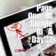 Page One Of Google In A Day